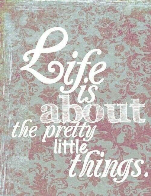 Pretty Little Things | Words and Randoms | Pinterest
