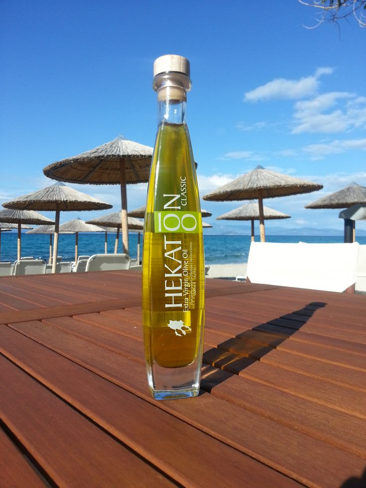 hekaton Xtra Virgin Oilve OIl From Chalkidiki Greece Exquist to the taste Take you cooking creations to another level