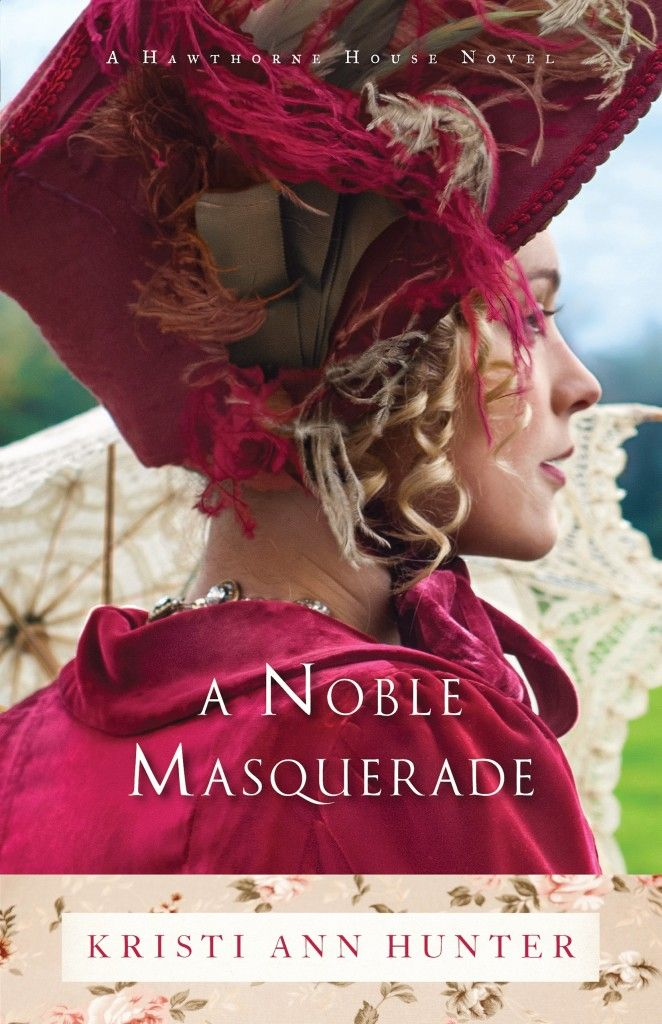Coming in Late 2015 from Bethany House: A Noble Masquerade by Kristi Ann Hunter http://relzreviewz.com/20077/