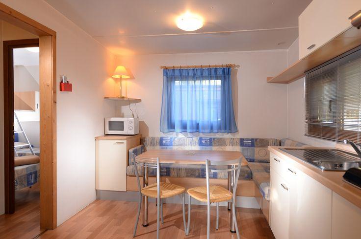 Chalet - interno, cucina