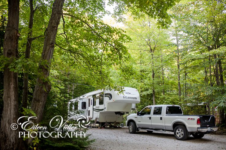 Summer House Campground, Miller Lake, ON © Eileen Vidler Photography