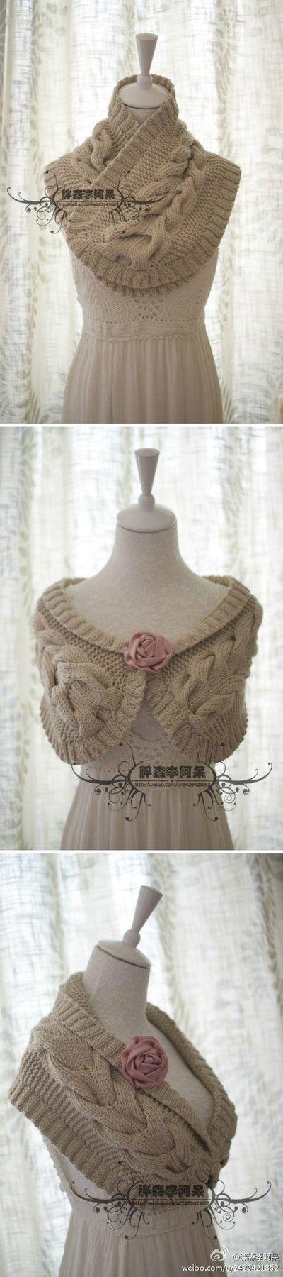 Cute shawl