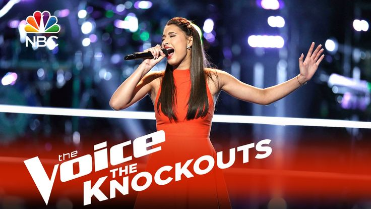 """The Voice 2015 Knockouts - Lexi Dávila: """"Anything Could Happen"""""""