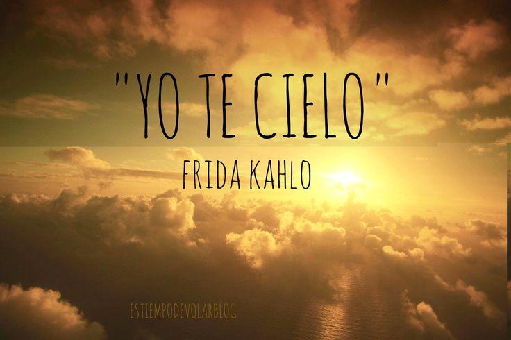 frases de frida kahlo para facebook - Buscar con Google