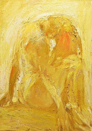 Mircea Doinaru (n.1960) Nud șezând/ Seated nude