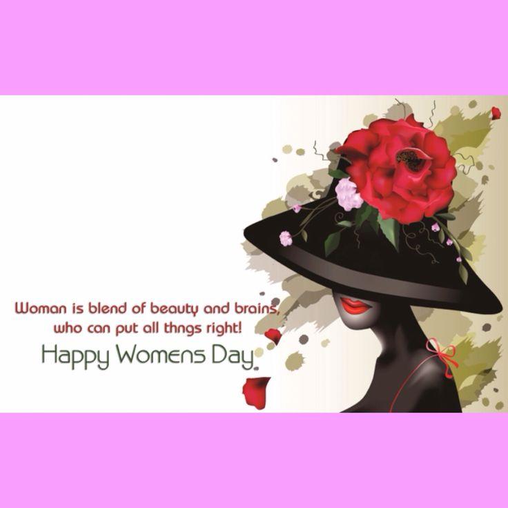 Happy International #WomensDay ! #YouCanDoIt #YesWeCan #womenpower ...