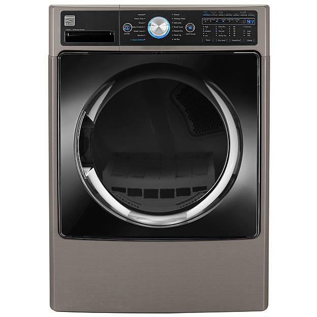 Kenmore Elite 7.4 cu. ft. Front-Load Gas Dryer w/ Steam
