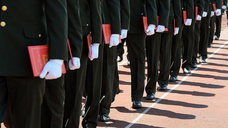 Milli Savunma Üniversitesine, 5 bin 443 öğrenci alımı için yaklaşık 232 bin genç başvurdu.