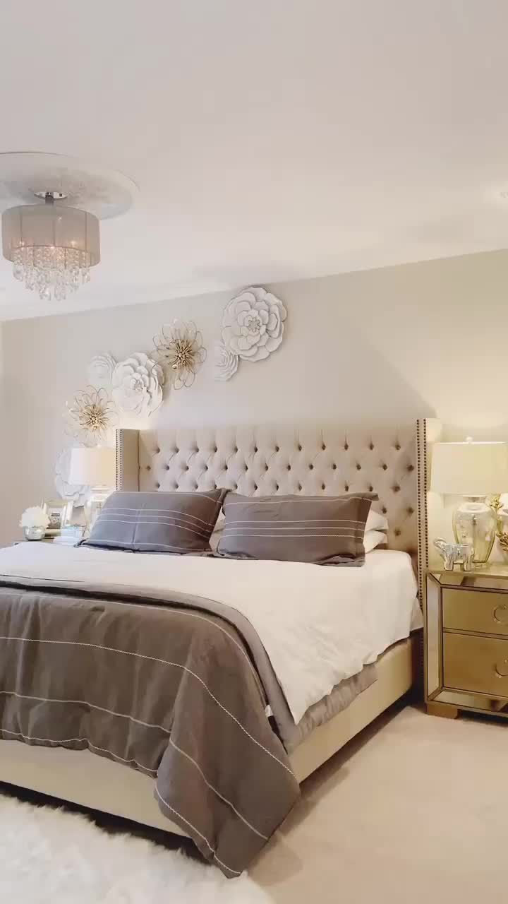 40 Gorgeous Small Master Bedroom Ideas In 2021 Decor Inspirations Bedroom Interior Bedroom Decor Master For Couples Bedroom Decor Decoration of master bedrooms