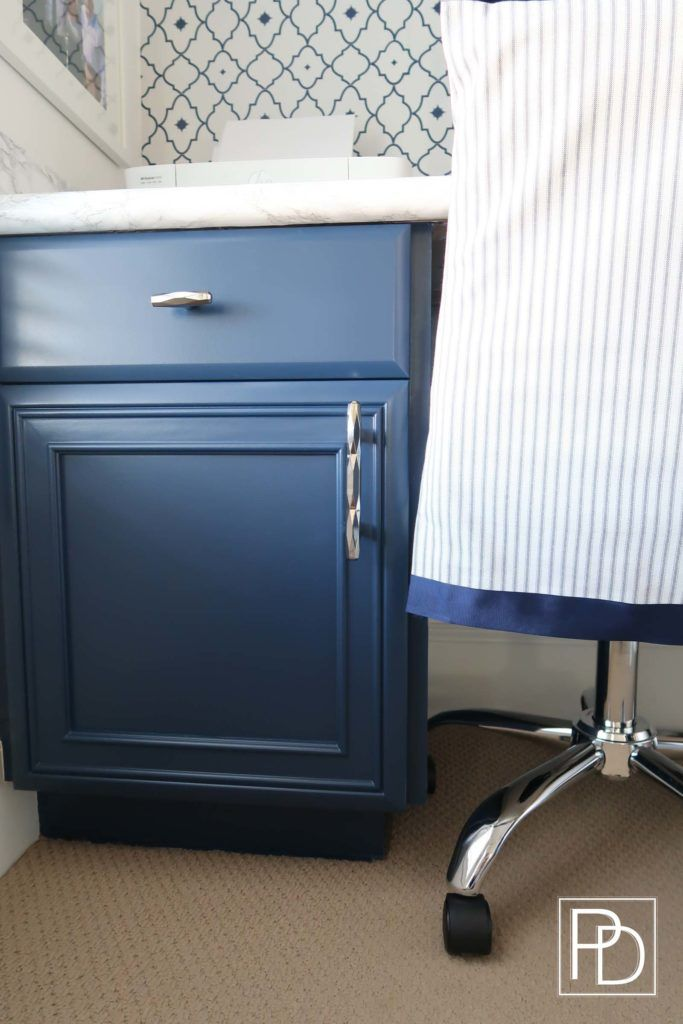 How To Paint Cabinets And Get A Smooth Finish Painting Cabinets Painting Kitchen Cabinets Painting Bathroom Cabinets
