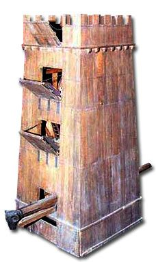 Siege Tower | PART FOUR: SIEGE TOWERS