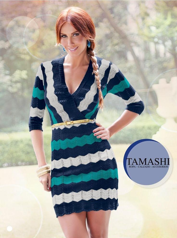 Vestido CKLASS 200-55 — TAMASHI