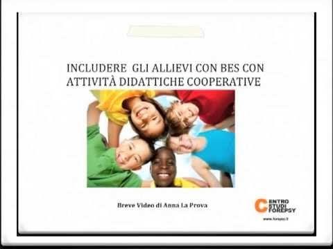 BES. Includere gli alunni con l'Apprendimento Cooperativo
