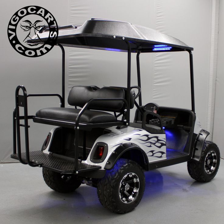 32 Best Images About Golf Carts On Pinterest