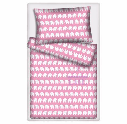 2-Piece-Baby-Bedding-COT-PRAM-CRIB-TODDLER-BED-SINGLE-BED-Duvet-Set-100-COTTON