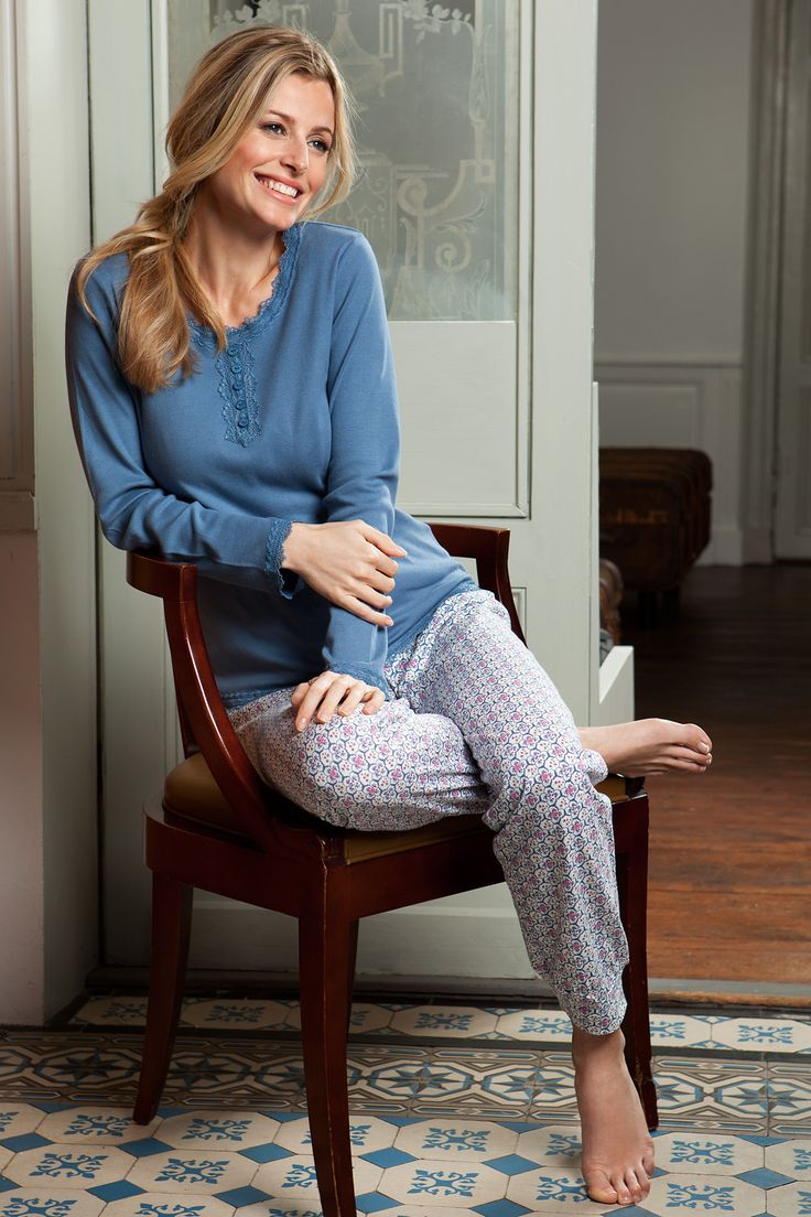 Perfect for an evening relaxing in confidence and style - Mix & Match your individual style with Pastunette!