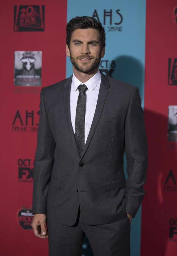 Wes Bentley at American Horror Story premiere