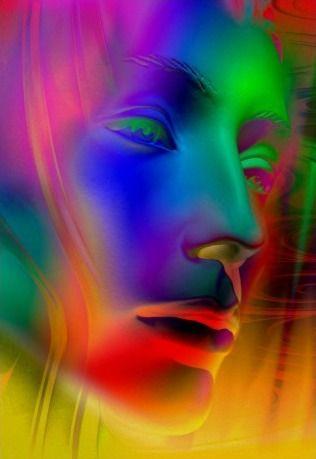 Coloring Effects Online : 170 best art un believable colors images on pinterest