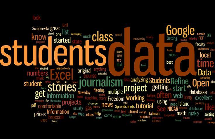 How to Teach Data Journalism for Beginners | Mediashift | PBS