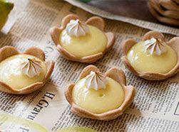 На кухне у Наамы: лимонный пай. Дуэт сладкого и кислого