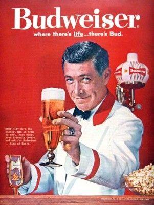 1961BudweiserBeerAd