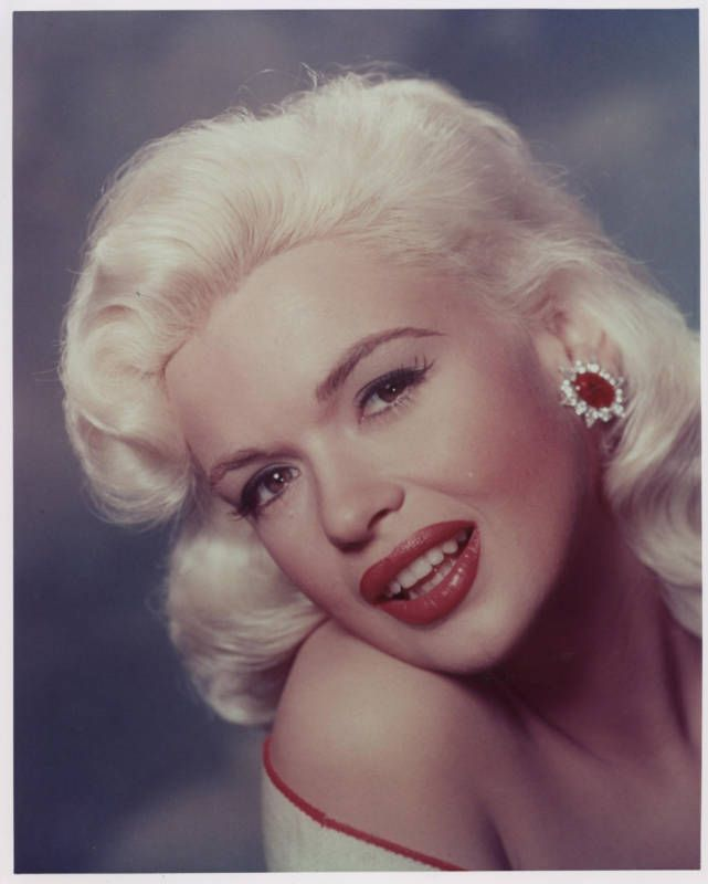 419 best jayne mansfield images on pinterest jayne for How old was jayne mansfield when she died