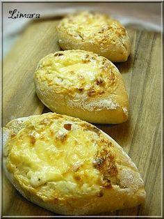 Limara péksége: Baconos-sajtkrémes bucik