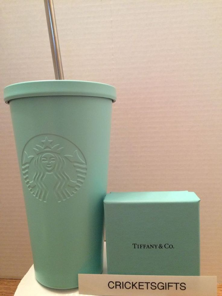 STARBUCKS Stainless Steel Cold Cup-Matte Mint 16 oz Grande HTF #Starbucks