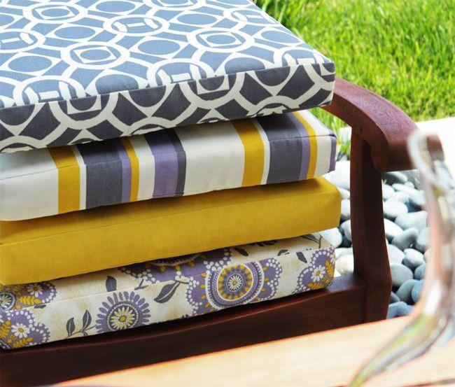 Pasadena Patio Cushions Custom Made, Outdoor Upholstery, Sofas Upholstery  In Pasadena, CA. Patio Cushions Replacement With Sunbrella Fabrics.
