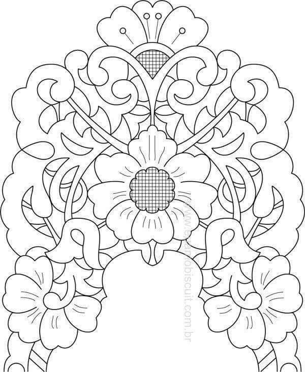 Pin de Graciela Artave en dibujos | Pinterest | Embroidery patterns ...
