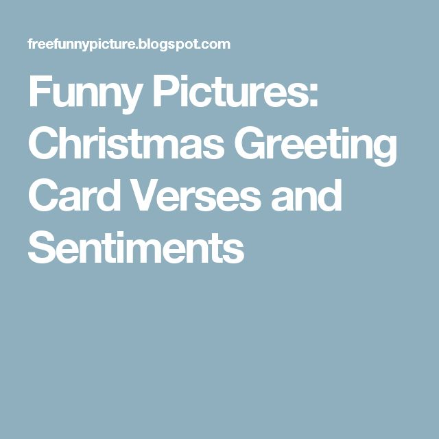 17 Best Images About Card Sentiments On Pinterest: 17 Best Ideas About Funny Christmas Card Sayings On
