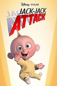 Jack-Jack Attack. One of the BEST Pixar shorts!!