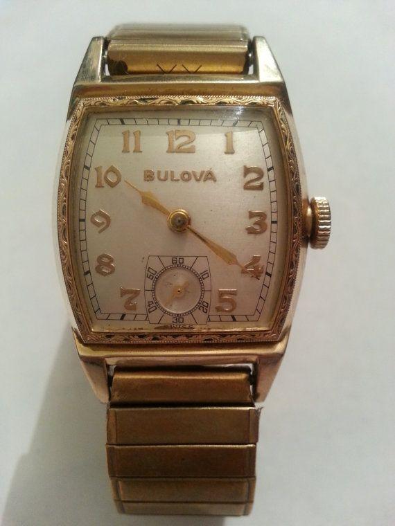 Ladies Bulova Vintage Watch | christmas wishlist ...
