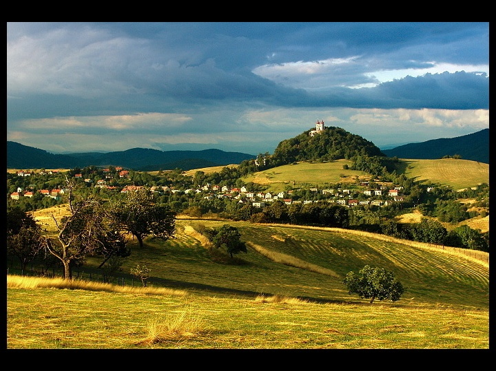 Banska Stiavnica Kalvaria, Slovakia, Unesco