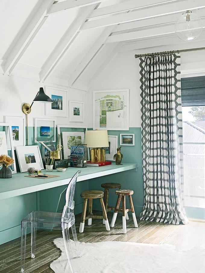 Home Office Coastal Living 2017 Seagrove Idea Cottage Coastalcottageideas