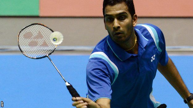 Commonwealth silver medallist Rajiv Ouseph wants to lead a revival of English badminton fortunes.