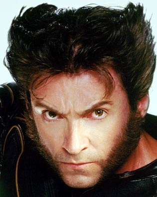 Perhaps the sexiest mutton chops ever. And Hugh Jackman only helps them by being sexy too.