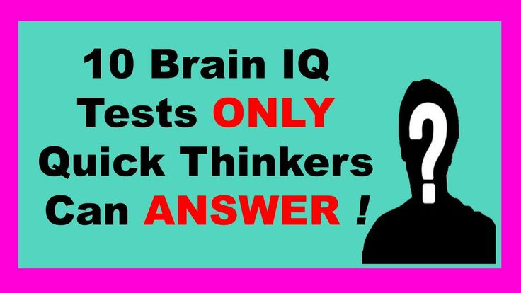Answer these IQ tests if you are IQ questions quick thinker.  This is a short video on IQ tests or quirky test of your knowledge that only quick thinker can handle them. See if you're a smart, a genius or an imbecile!