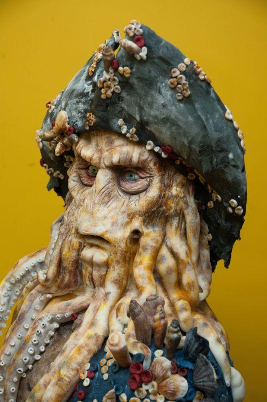 Дэйви Джонс'Pirate из Carebbean