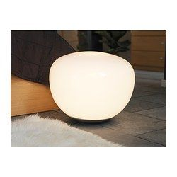 JONISK Floor/table lamp - IKEA:  $49.99 - Kids LOVE this light!  This is an idea for the Smaller kids' bedroom between bean bag chairs