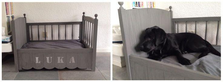 Van ledikant tot hondenmand :)