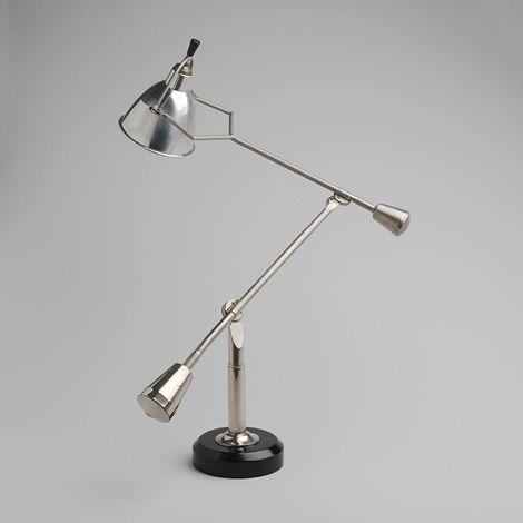 Always quite fancied one - Édouard-Wilfred Buquet desk lamp....K
