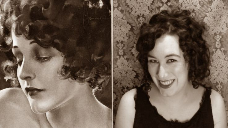 1920s Long Hair Styles: 17 Best Ideas About 1920s Long Hair On Pinterest