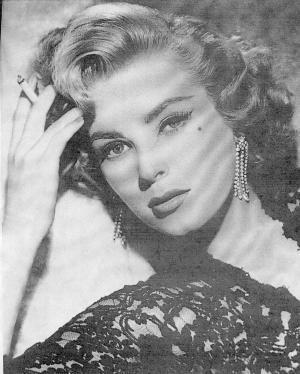 Czechoslovakian-born Mexican film actress: MIROSLAVA