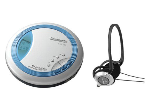 Panasonic SL-SX330 Portable CD Player