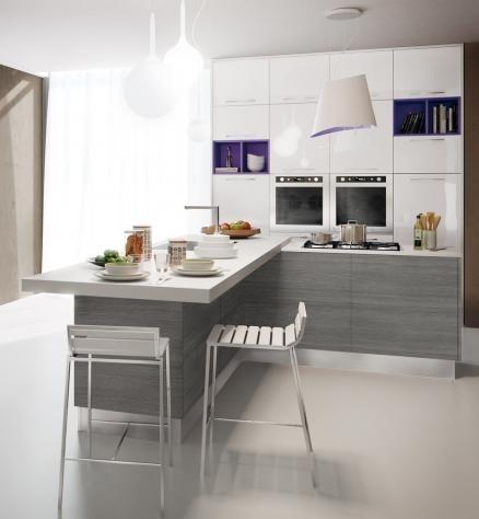 85 best modern italian custom made kitchens by lube images - Costi cucine lube ...