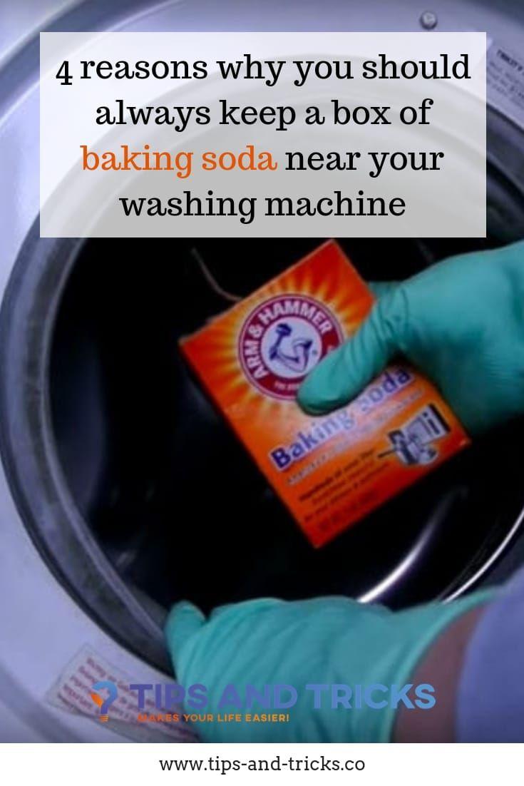 4 Reasons Why You Should Always Keep A Box Of Baking Soda Near