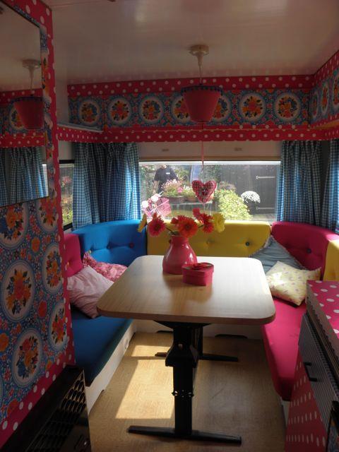 Kitsch caravan #caravanity