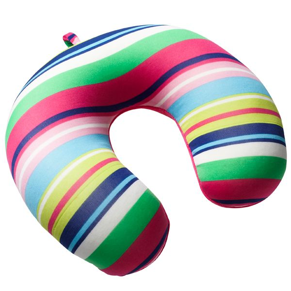 Why pay $15 when you can get the comfiest and prettiest travel pillow for $2.80!