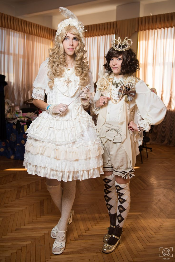 Once Upon a Time (My and Spelendoraoutfits for  Gothic&Lolita...) #Lovellochka and #Spelendora are the most beautiful couple